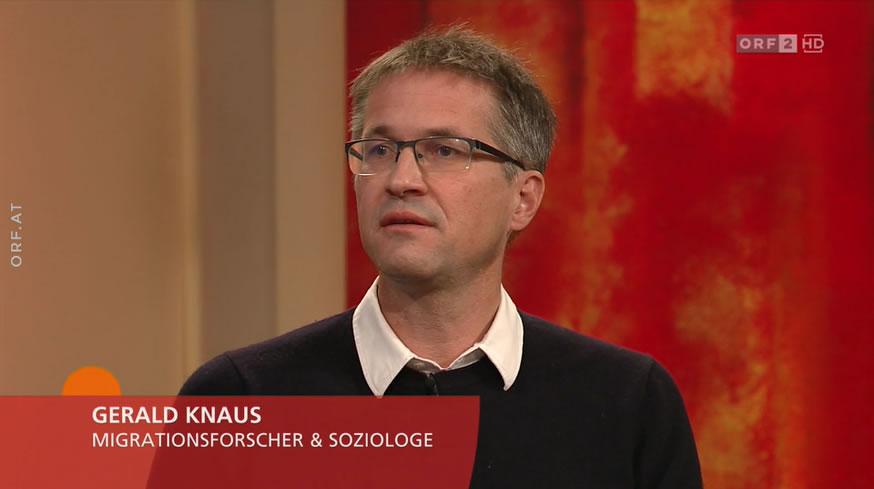 Gerald Knaus bei STÖCKL.